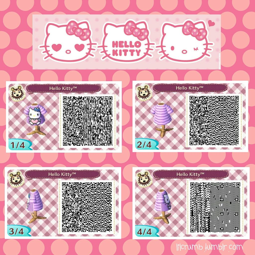Animal Crossing New Leaf Making Adorable Hello Kitty Amiibo Cards