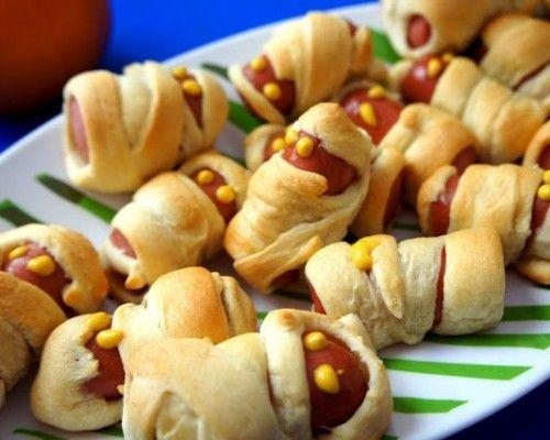 Best of Pinterest: Halloween Party Treats | Halloween | Pinterest ...