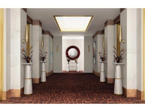 BRABBU CONTRACT NEUES HOTEL KUNST MÖBEL DESIGN – Wohnen ...