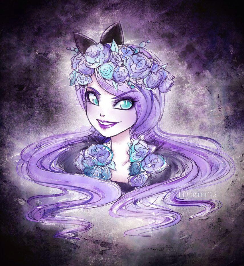 Ever After High Kitty Cheshire Imagens De Desenhos Animados Desenhos Lindos Desenhos