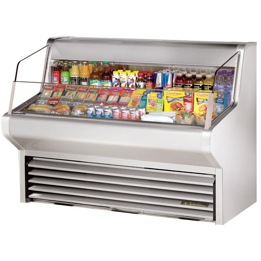 True Thac 60 S 60 Stainless Steel Refrigerated Horizontal Air
