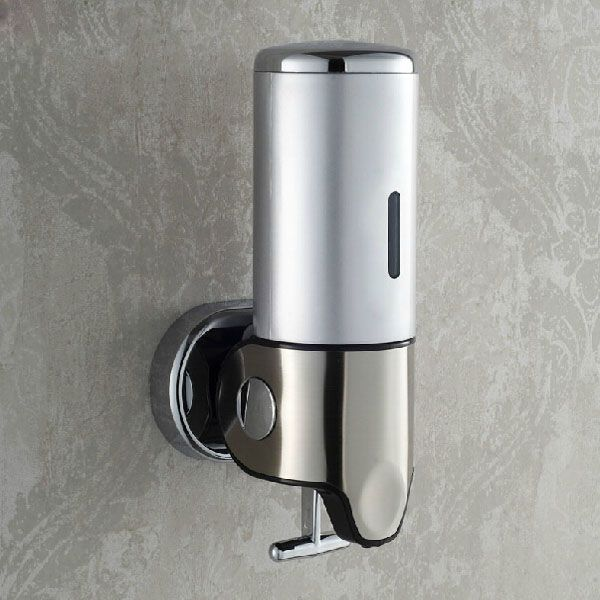 Us 20 64 Wall Mounted Manual Soap Dispenser Bathroom Liquid Soap