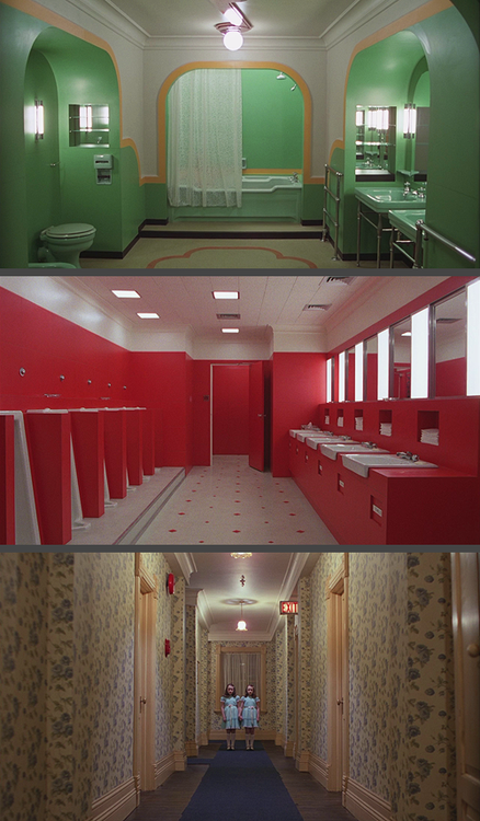 I Love The Framing Which Is Another Reason Shining One Of My Favourite Films This How Wes Anderson Learn