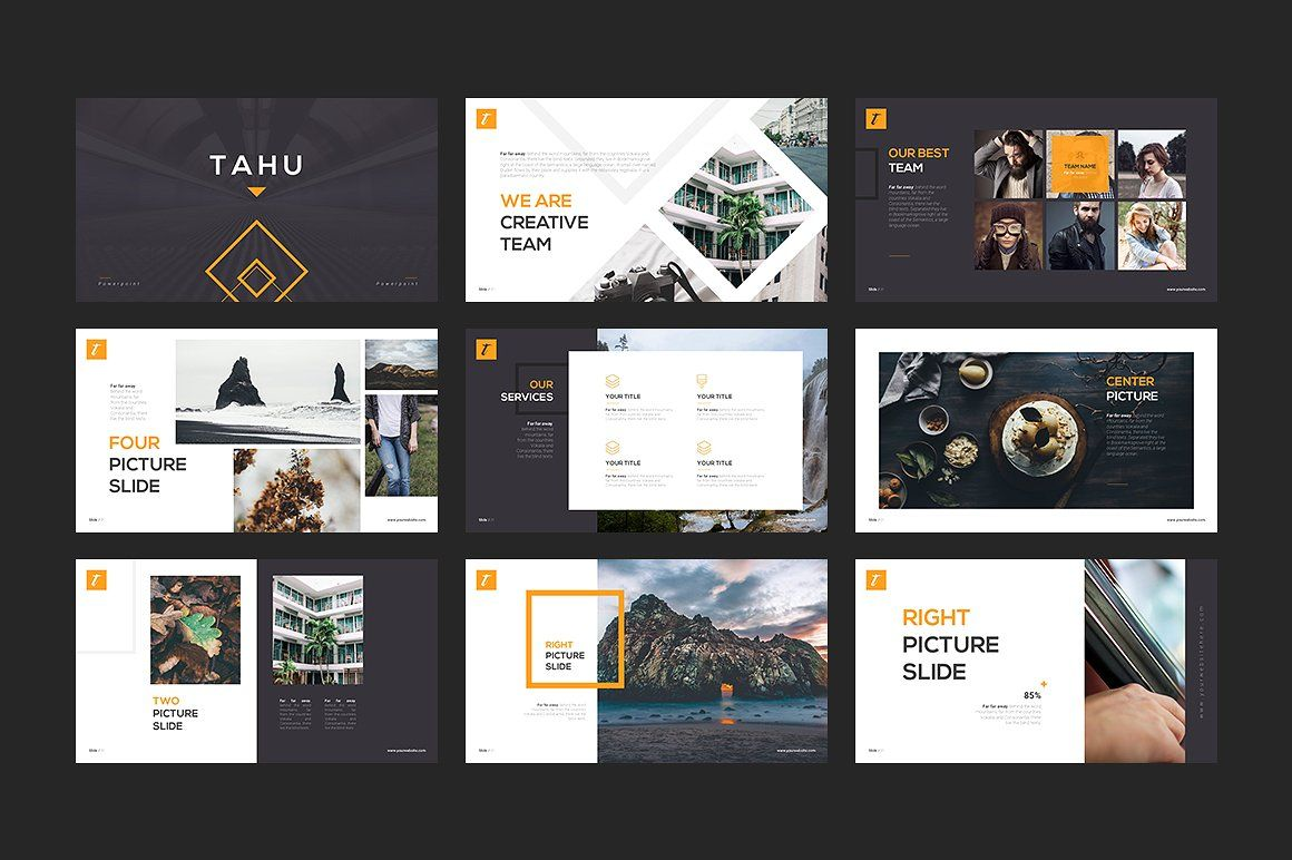 Tahu Keynote Template By Angkalimabelas On Creativemarket  Art