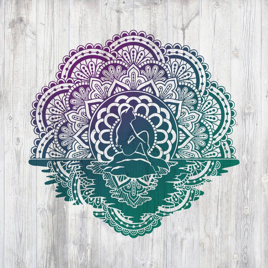 Ariel Mandala by