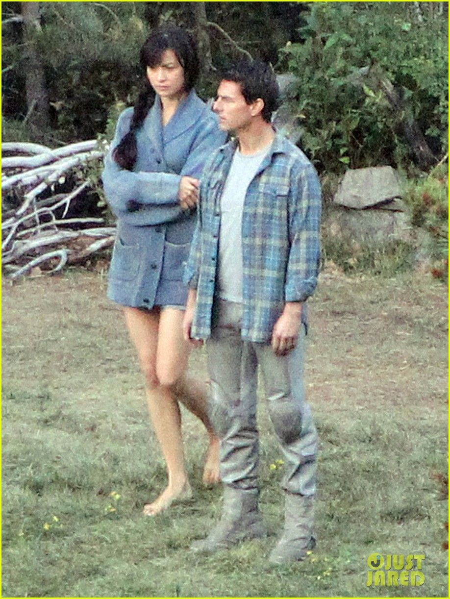 pics Tom Cruise And Katie Holmes InNot Splitting Up Shock