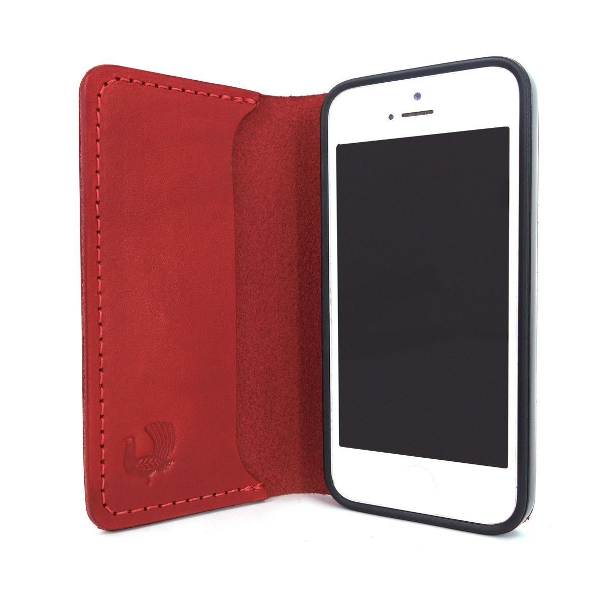 theSLIMbook™ 5 - True Red