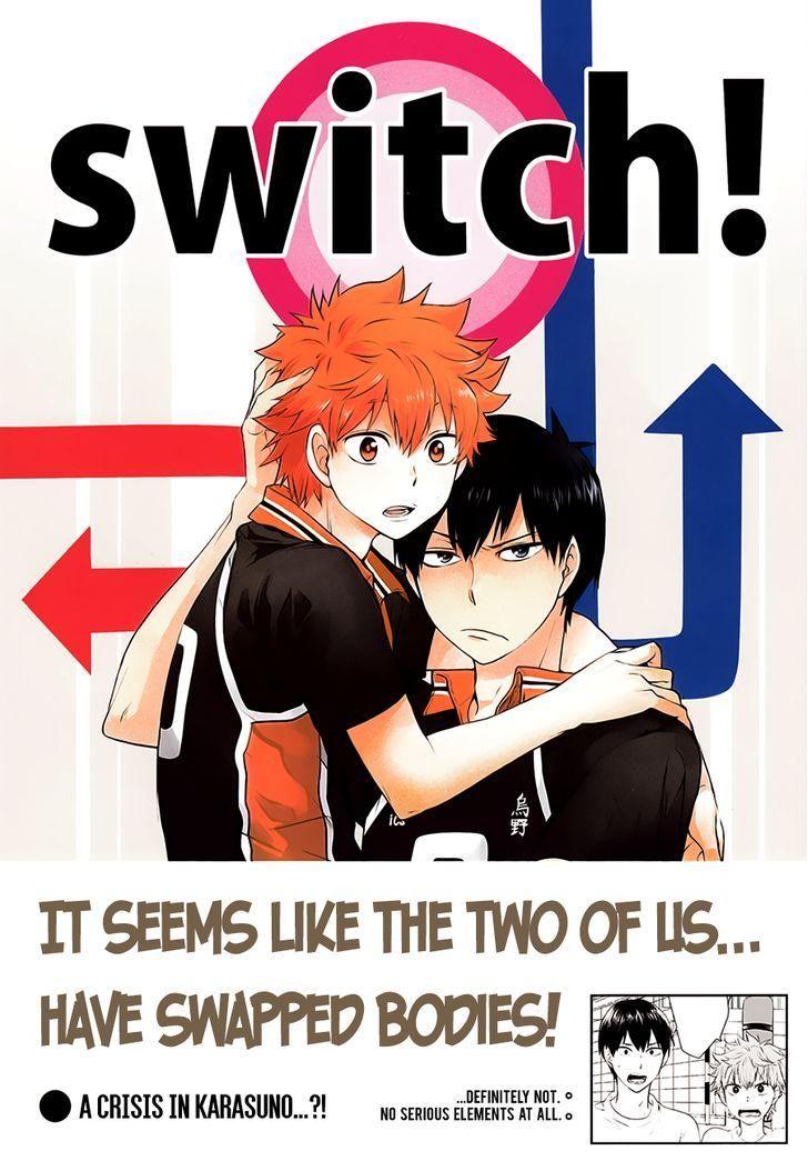 Ch 1 Page 1 - Mangago | otp | Haikyuu, Manga to read, Haikyuu dj