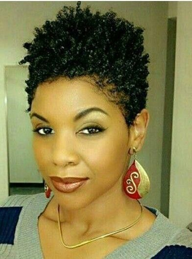 30 beautiful short tapered hairstyles for natural hair