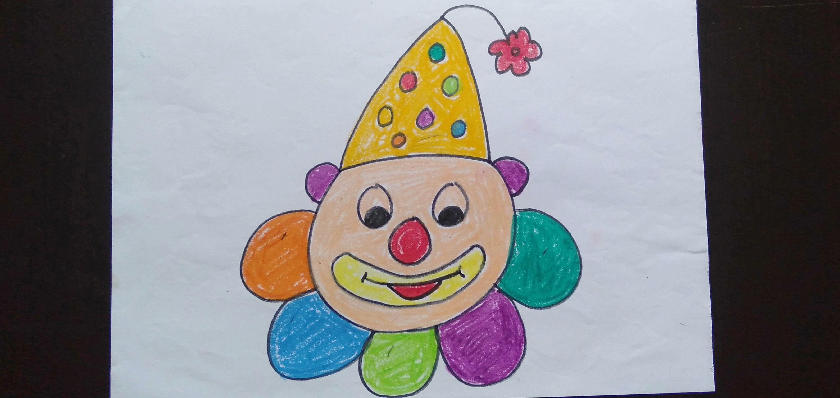 Jokar Drawing Drawing For Kids Joker Drawing For Kids Joker Drawings