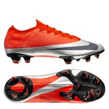 Nike Mercurial Vapor 13 Elite Fg Future Dna Max Orange Metallic Silver Black Limited Edition In 2020 Football Boots Nike Nike Shoes