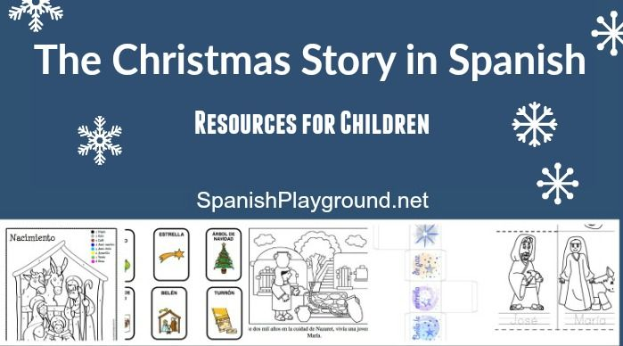 Christmas Story in Spanish: The Friday Five   Spanish, Language and ...