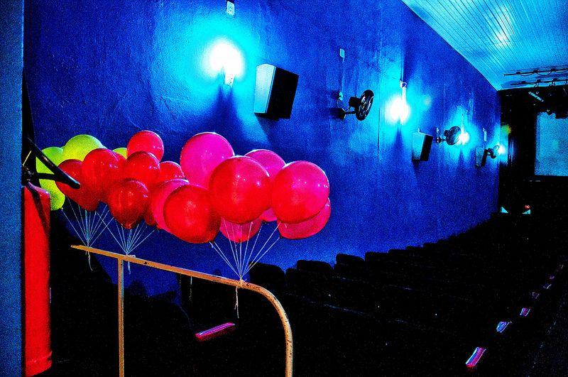 Balões Vermelhos on tour - Iguape - Setembro 2014