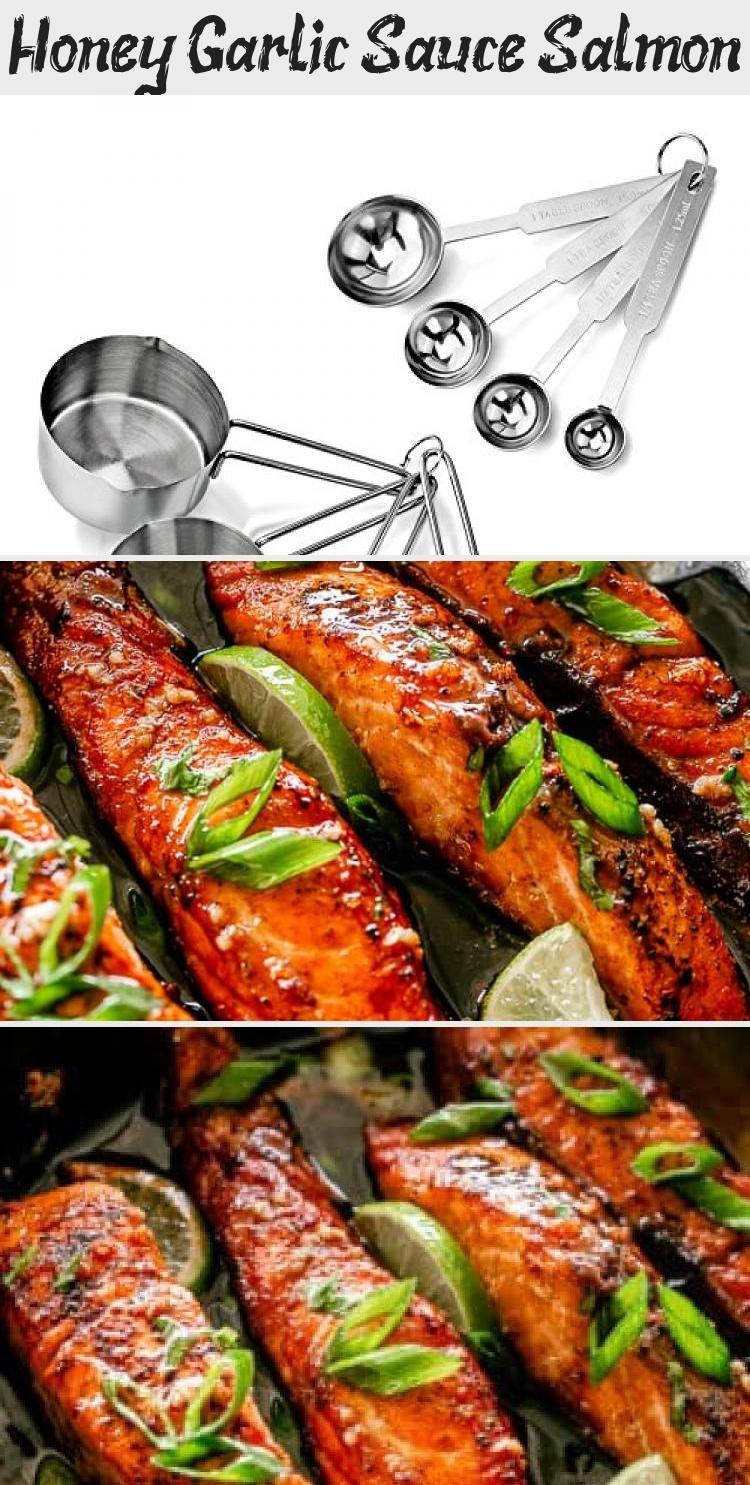 Photo of Honey Garlic Sauce Salmon – Seafood Recipes