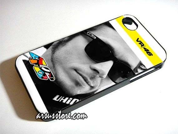 Valentino Rossi 2014 The Doctor Wallpaper Iphone Case 5 5s 5c 4 4s