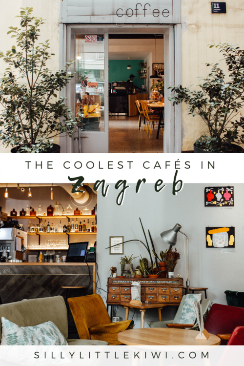 8 Of The Best Cafes You Can T Miss Zagreb Croatia In 2020 Cool Cafe Zagreb Croatia