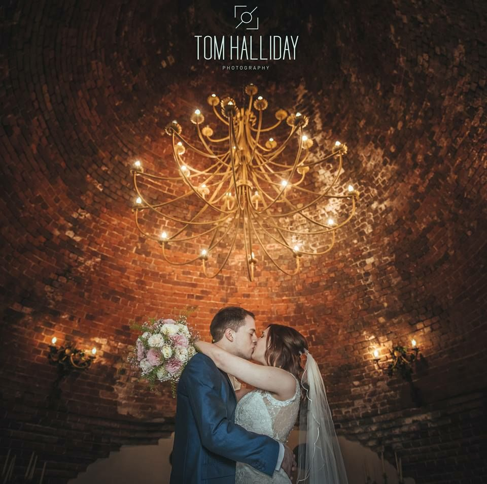 Chandelier shot - country house wedding photography – tom halliday photography - uk wedding photography - landscape photography - night time photography