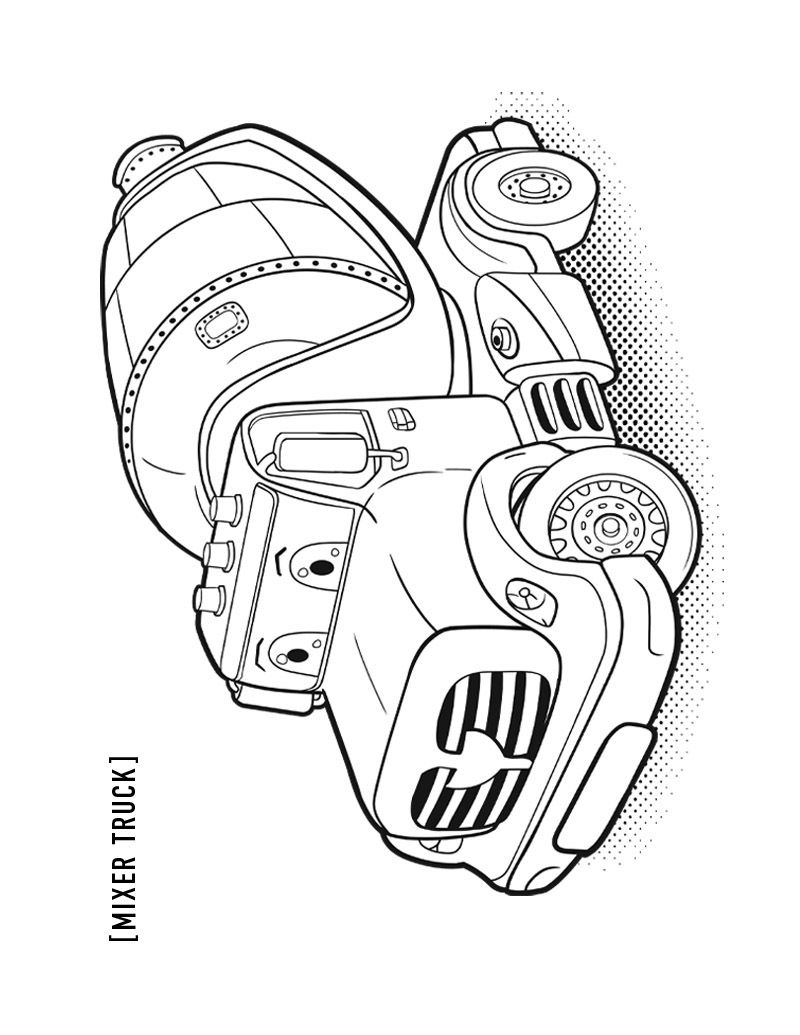 Concrete Truck Coloring Pages For Kids Mixertruck Truck Coloringpages Coloringpage Colo Coloring Books Truck Coloring Pages Coloring Pages For Kids