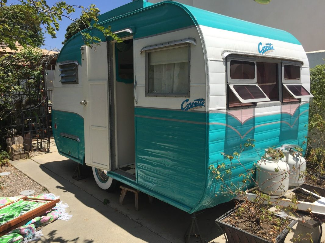 Vintage Camper Trailers For Sale If You Are Looking To Buy A