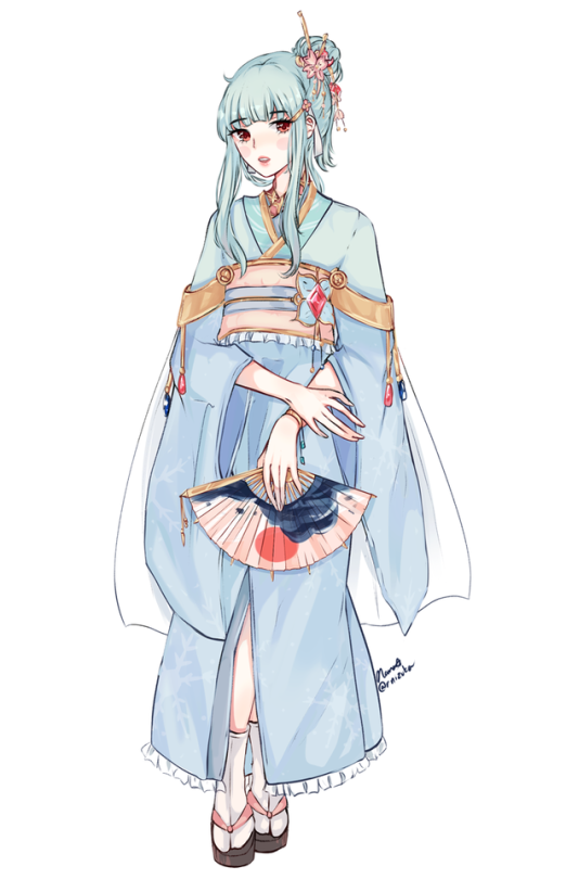 Im Back With A New Years Ninian Heroes Fire Emblem Cosplay Fire