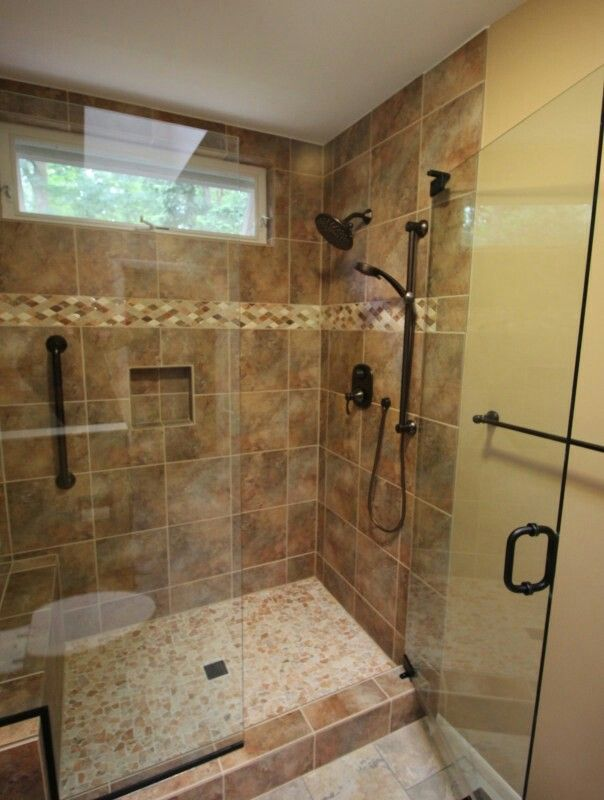 Transom Window In Shower Home Current Lake House
