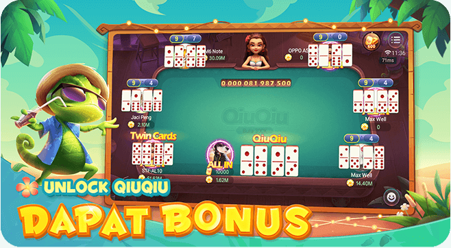 Higgs Domino-domino Gaple qiuiu Island free download ...