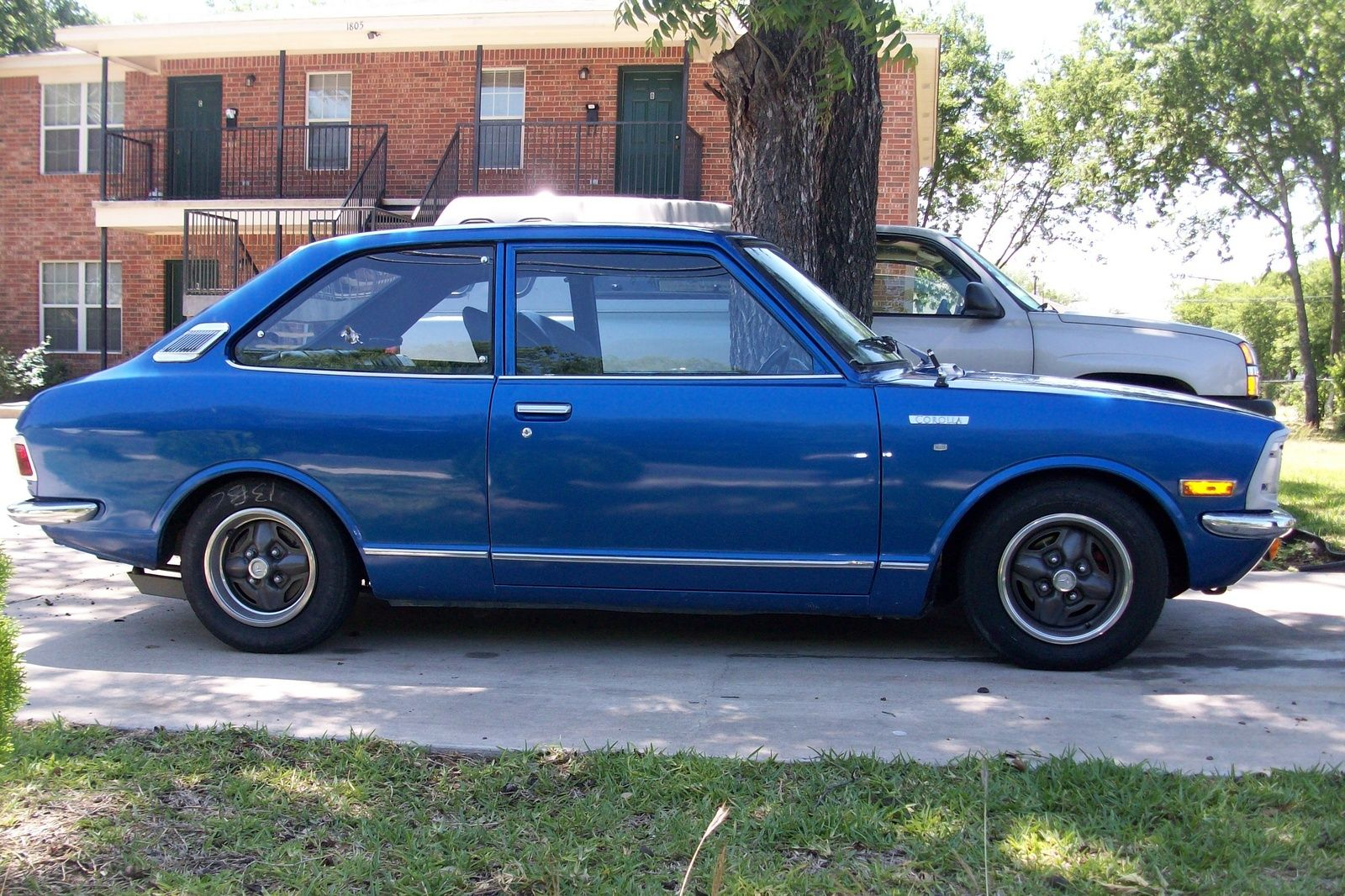 1974 toyota corolla 30 1200 related infomation specifications