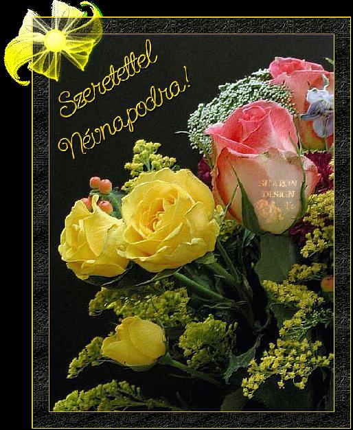 névnapi jókívánságok képek Névnapi köszöntő | Névnap | Pinterest névnapi jókívánságok képek
