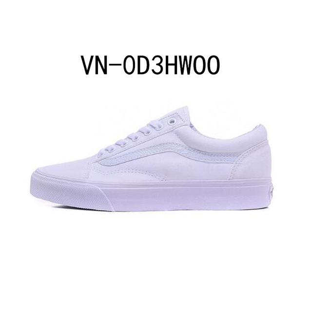 dd1174541857 Original Vans Old Skool low-top CLASSICS Unisex MEN S   WOWEN S  Skateboarding Shoes Sports canvas Shoes Sneakers free shipping
