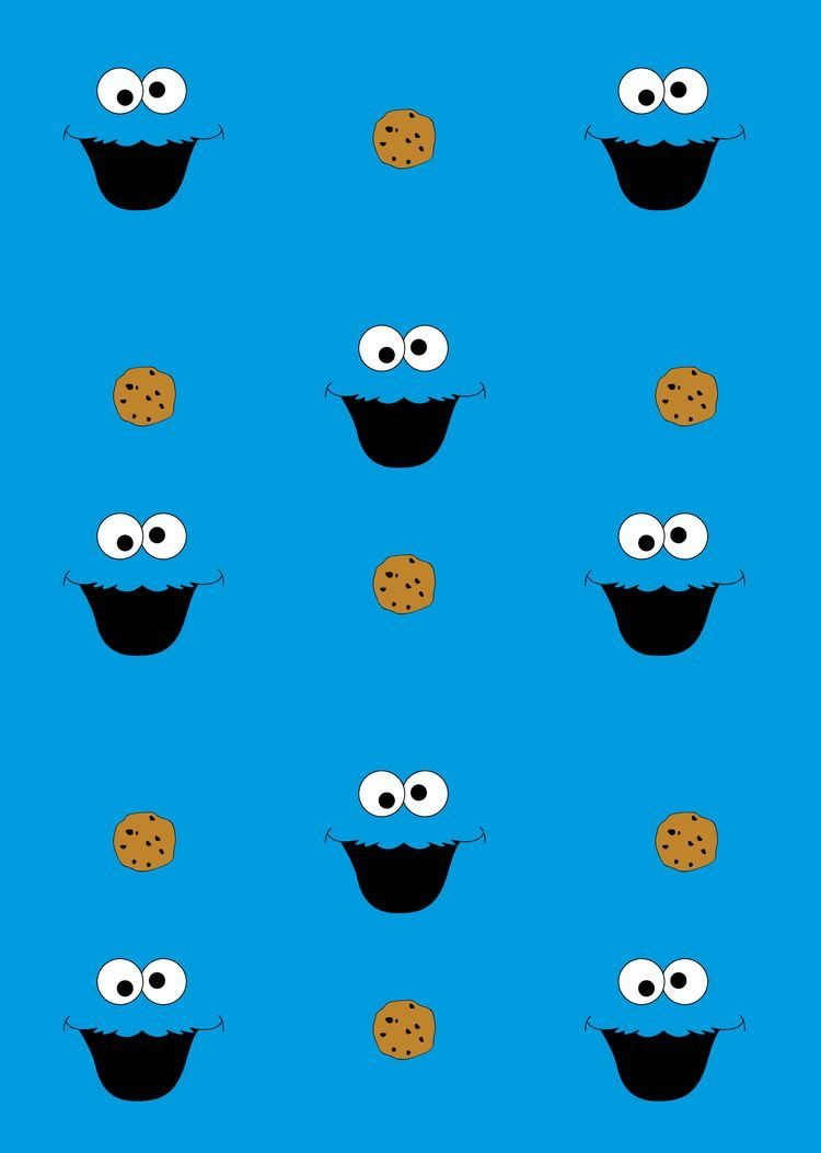 Cookie Monster Cookie Monster Wallpaper Cute Cartoon Wallpapers Elmo And Cookie Monster