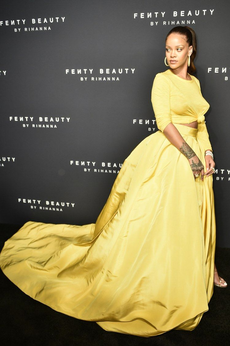 Rihanna on the red carpet in 34 standout looks | Rihanna ...