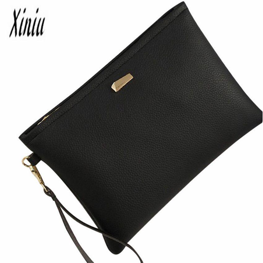 0f27c3bf8d01 Купить товар 2018 модные женские туфли клатч кожаная сумка клатч женский Клатчи  сумки Высокое качество ручка
