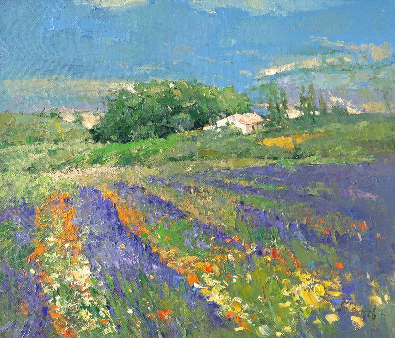 Air of Provence - Alexi Zaitsev ..Lavender!