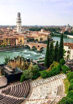 Verona, bellissima città