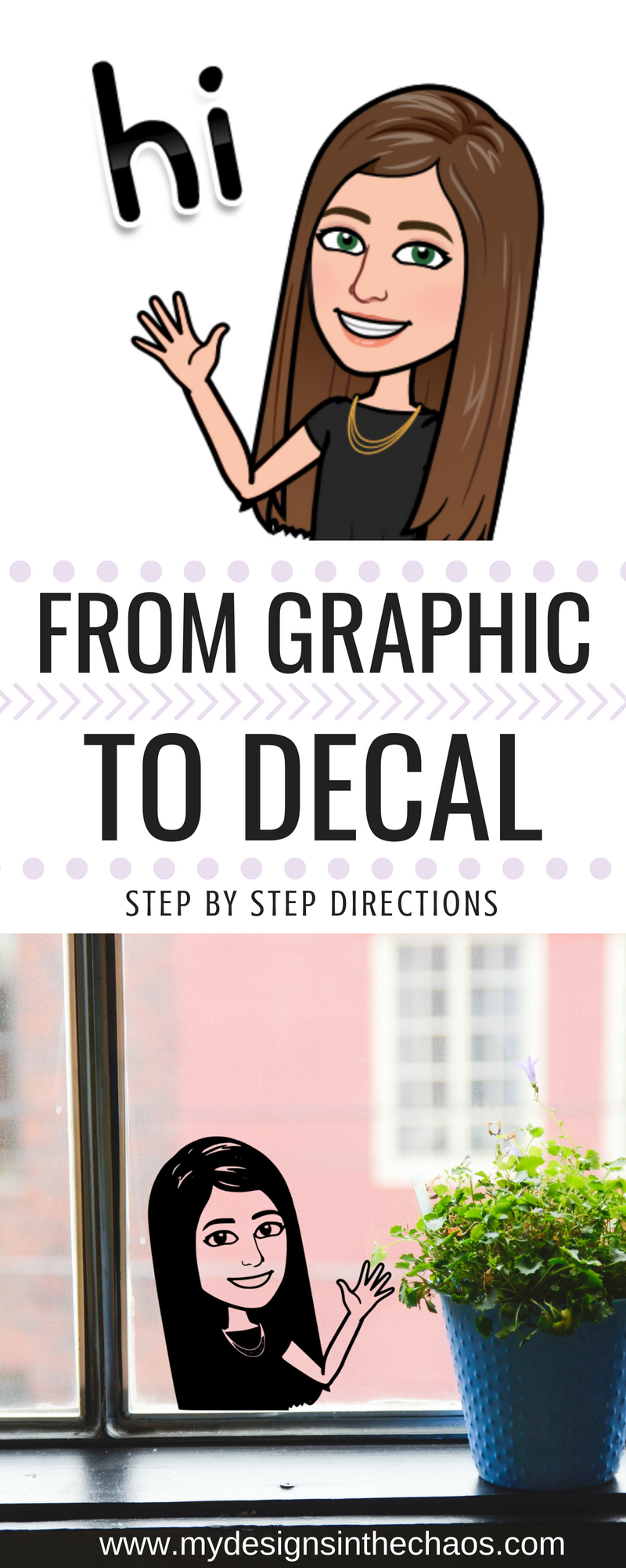 A bitmoji decal is the perfect way to personalize your items. In this tutorial we will walk you through the process of how to create a bitmoji decal.