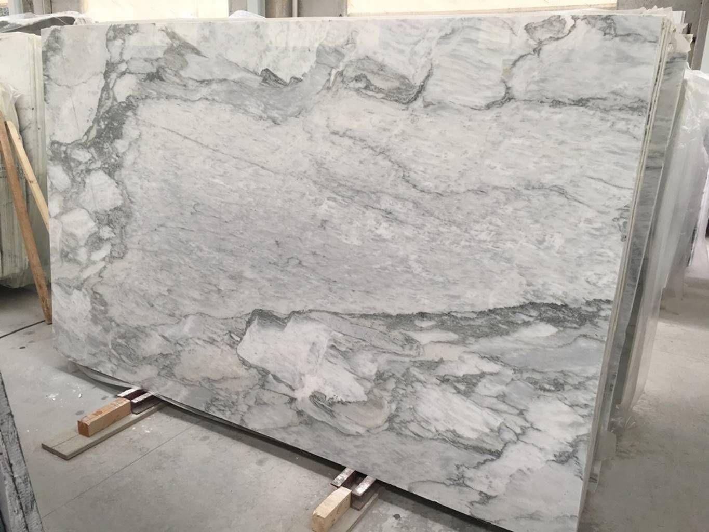 Marmor Mit Besonderer Struktur Und Farbe, Verwendbar Für Boden, Wand