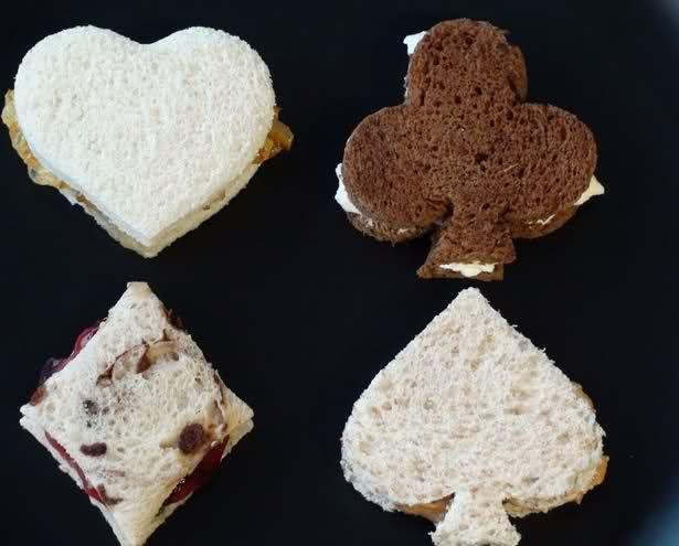 Innovative and Unique Designs of Sandwiches