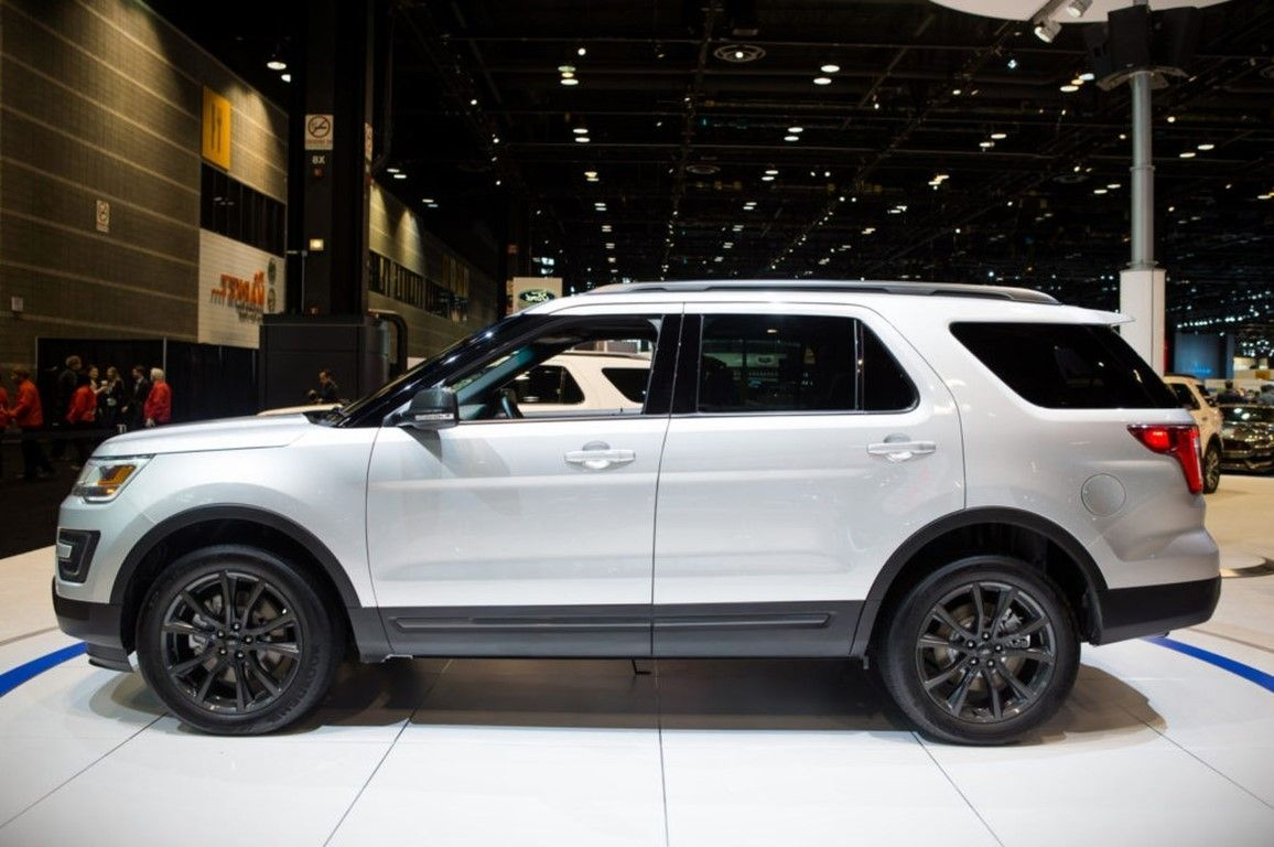 2019 Ford Explorer Pictures New Autocar Release (With