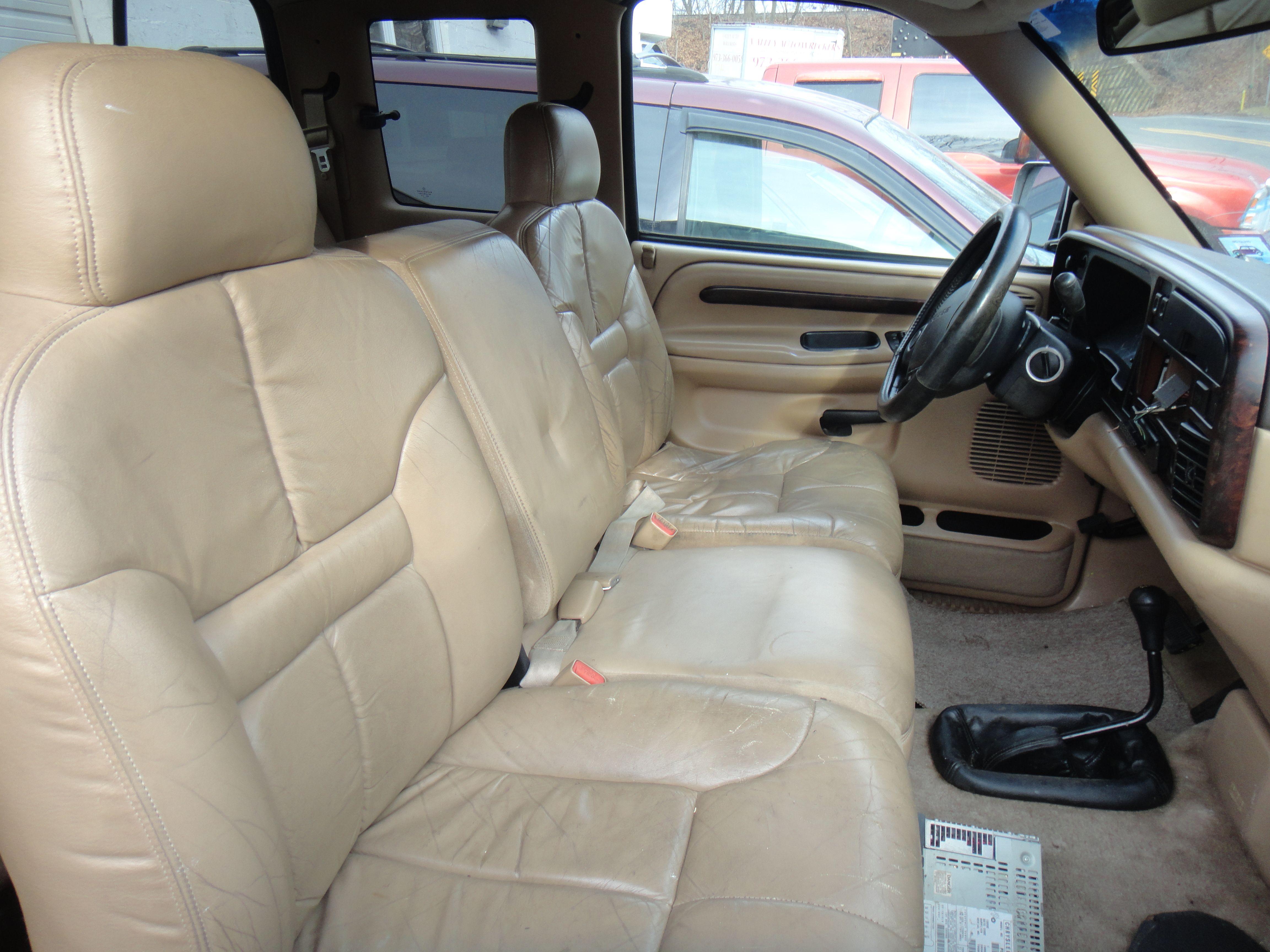 1997 Dodge Ram 1500 Interior