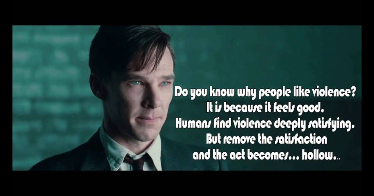 Pin By Anwar Safrudin On Quotes Inspirational Videos Game Quotes The Imitation Game Quotes