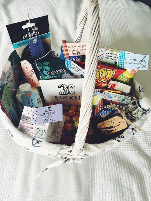 Survival Kit Zum 30 Geburtstag Geburtstag Geschenk Freundin Diy Geschenk 30 Geburtstag 30 Geburtstag Geschenk