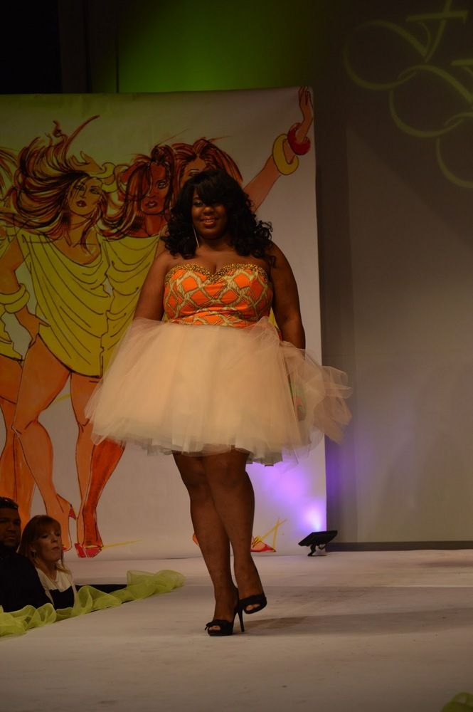 Full Figured Fashion Week Designers Recap Indie Designers Full Figured Fashion Week Full Figure Fashion Fashion