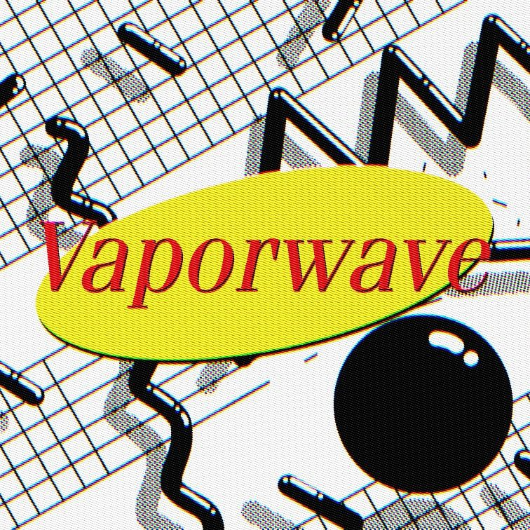 Vaporwave Seinfeld