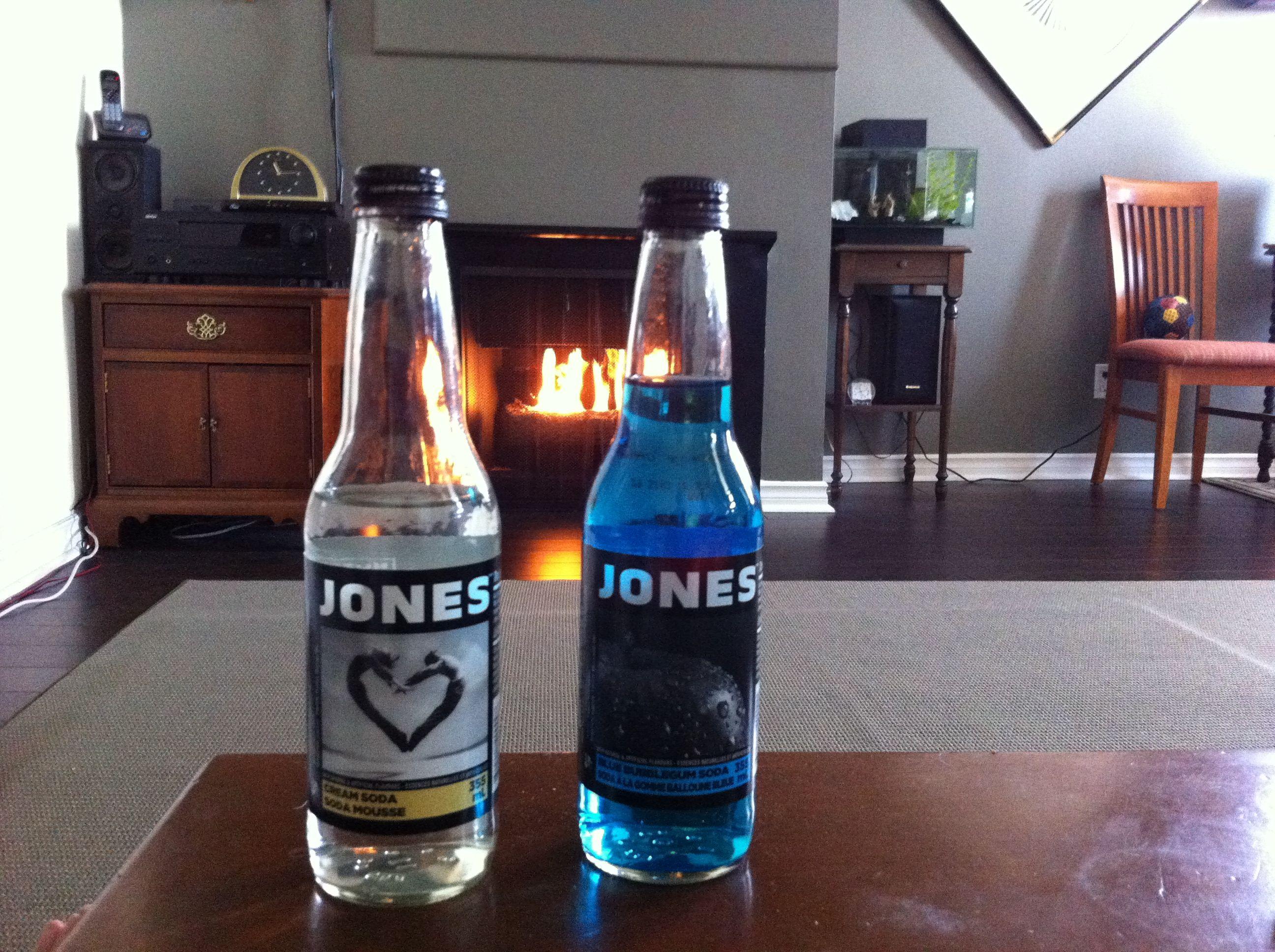 I loooove jones!! Beer bottle, Vodka bottle, Bottle