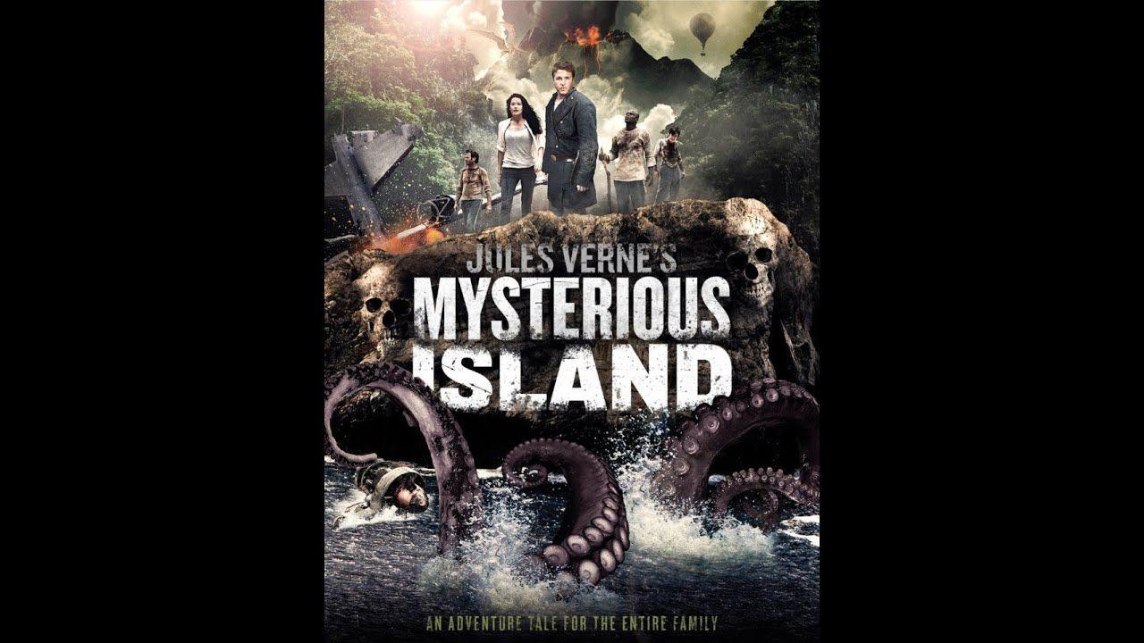 L Ile Mysterieuse Film Complet En Francais Vf Youtube Mystery Filme Abenteuer