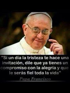 Frases Papa Francisco Sobre Educacion Y Amistad Buscar Con Google Words Love Words Francisco