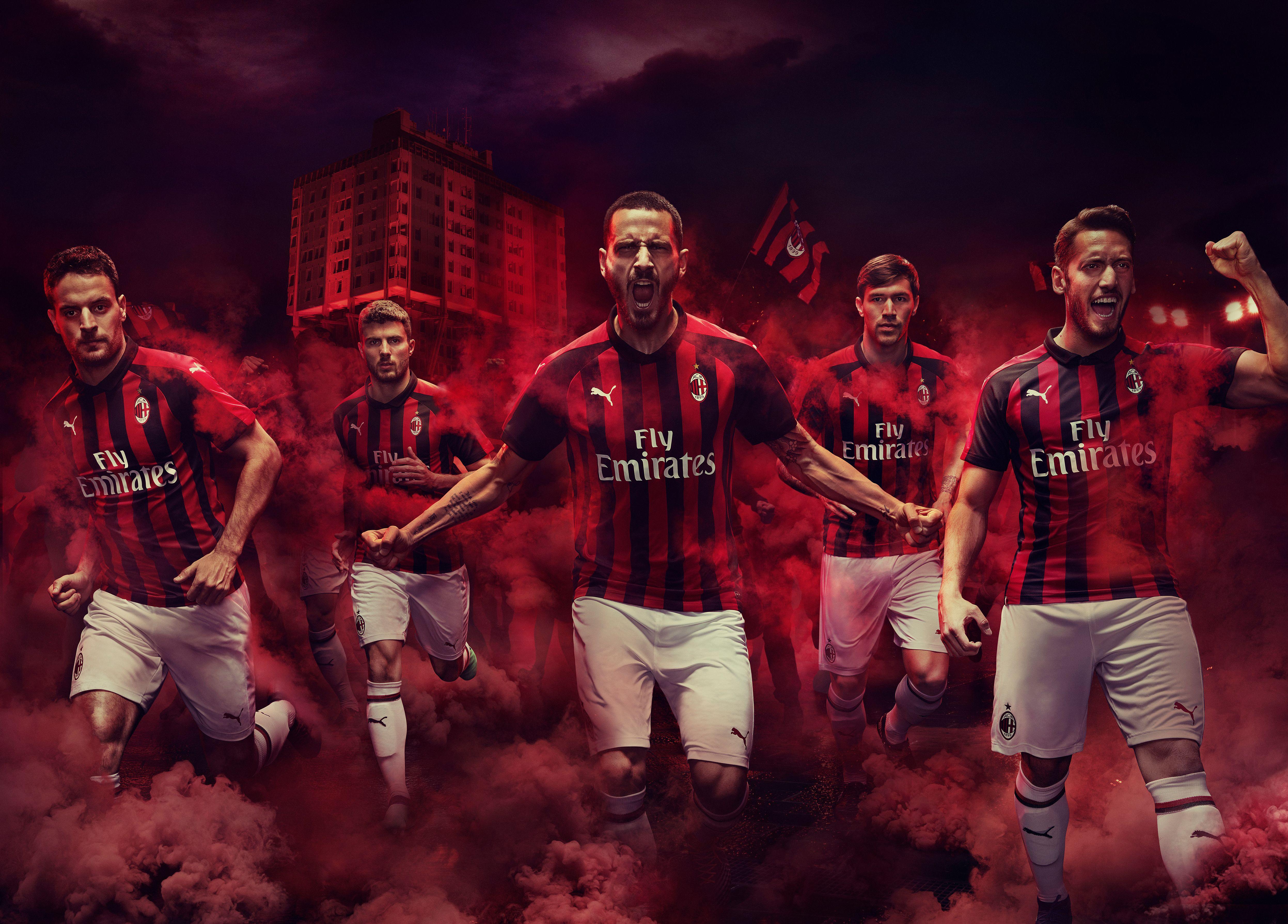AC Milan PUMA By Knas  57dd276fbbb6