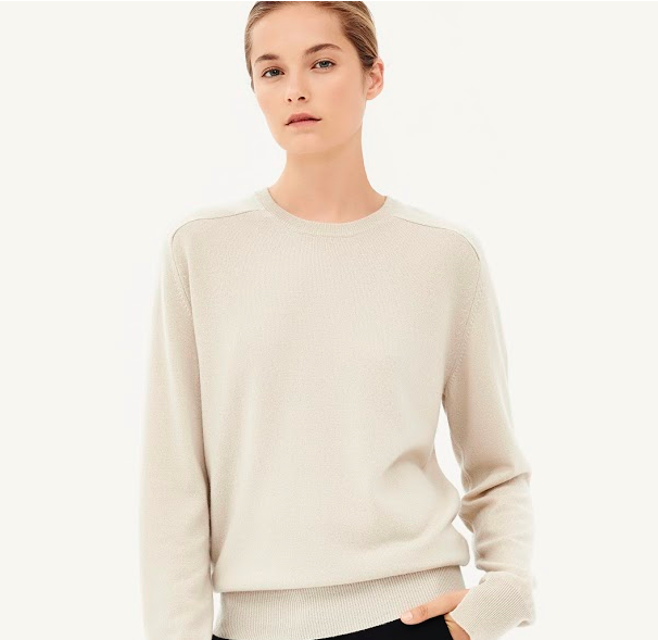 3e26e7b6798 Toteme Verona cashmere sweater (in this color and black) | Things I ...