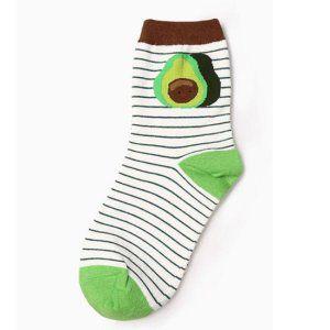 25597bf0587 Avocado gestreepte sokken €6.95 De liefhebbers van Avocado's opgelet want  hoe leuk is deze gestreepte