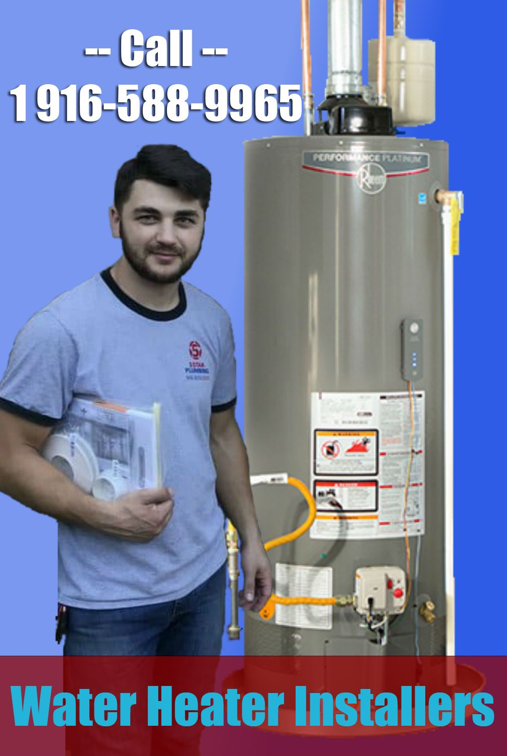 5 star plumbing inc is one of the best water heater